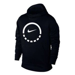 Nike Therma Basketball Hoodie Black Size M